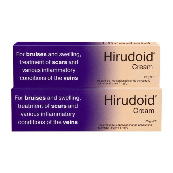 Cream – Hirudoid