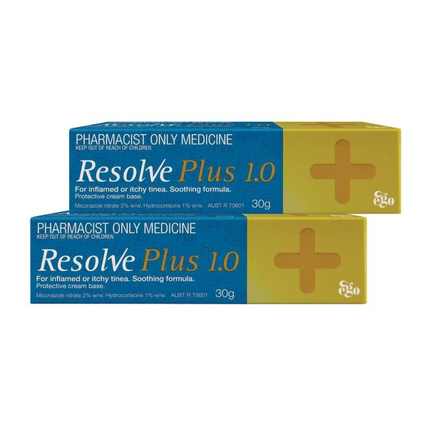 Cream – Resolve Plus 1.0