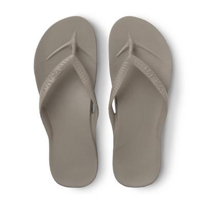 Archies_Thongs_-Taupe-_Arch_Support_Sandals_Birds_Eye_View_400x